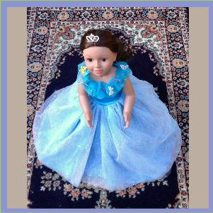 Cinderella Spectacular Dress