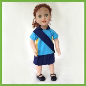 Girl Guide Uniform